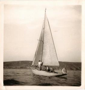 Scan  yacht DESIRE 19541